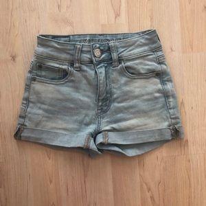 American Eagle jean shorts!!